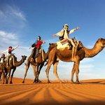 Morocco Camel Trekking day tour