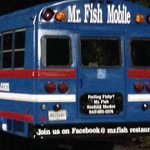 The Mr Fish Bus