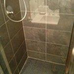 Nice bathroom shower