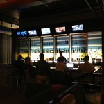 WXYZ Bar in the lobby