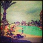 Sept 13 poolside