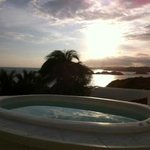 View from Jacuzzi