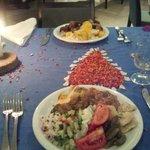 Our goodbye dinner sept 13
