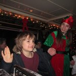 dancing with the elf