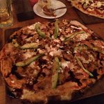 Not joking - this was the worlds best pizza ever had and I've had a few...