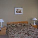 Main bedroom - 1 or 2 bedroom apt.