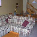 Living room apt.
