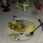 Our romantic beach cuisine