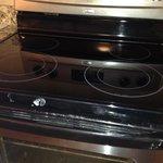 Appliances dirty/ unclean
