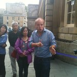 Chris in Bath sharing fascinating history