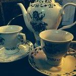 Hendricks Gin Teapot