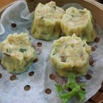 Chicken siew mai - very poor..