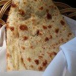 Garlic naan: very good.. not too oily..