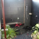 bathroom - BIG tub