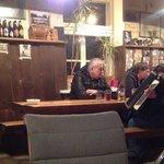 Sing-along at the Veerv Õlu pub.