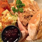turkey dinner special