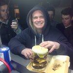 The Monty Monster Burger