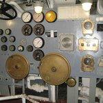 Engine controls, Yorktown