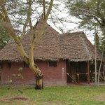 Habitaciones del Lodge