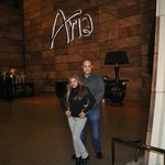 Aria lobby