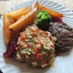 My Meal of Moose and Reindeer
