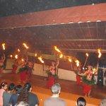 Chamorro dance number