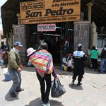Populat Local San Pedro Market