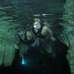 snorkelling in denote