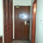 Doorway & Wardrobe