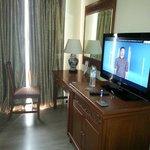 Dressing Table & TV Corner