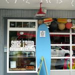 Surf Town Coffee Co, Newport's Bayfront