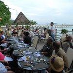 Just next to the Andaman Sea - Mamma Mia Rawai