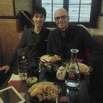 Pranzo orientale con Yan