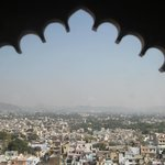 Udaipur from City Palace