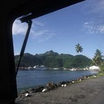 Tisa's backwards tour of Samoa
