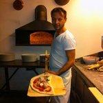 Peppino Lauro maestro pizzaiolo