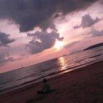 закат на Ао-Нанге