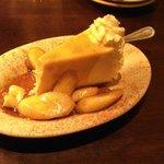 Bananas Foster Signature Cheesecake