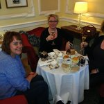 Cheers! Champagne Afternoon Tea