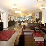 酒店大廳和餐廳