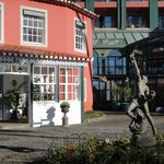 Eingang zur Quinta