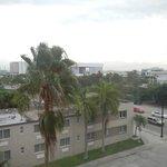 Vista desde la habiacion 511