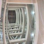Vista interior del Hotel Sonesta