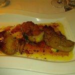Le foie frais poelé : excellent !!!