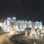 Vista da Praça Marques de Pombal