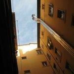 B&B Gaius Roma Courtyard