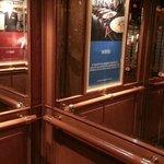 elevator, inside