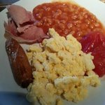 The plastic full english.