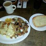 Breakfast Crepes - my favorite