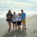 family fun on cocoa beach very short walk from hotel